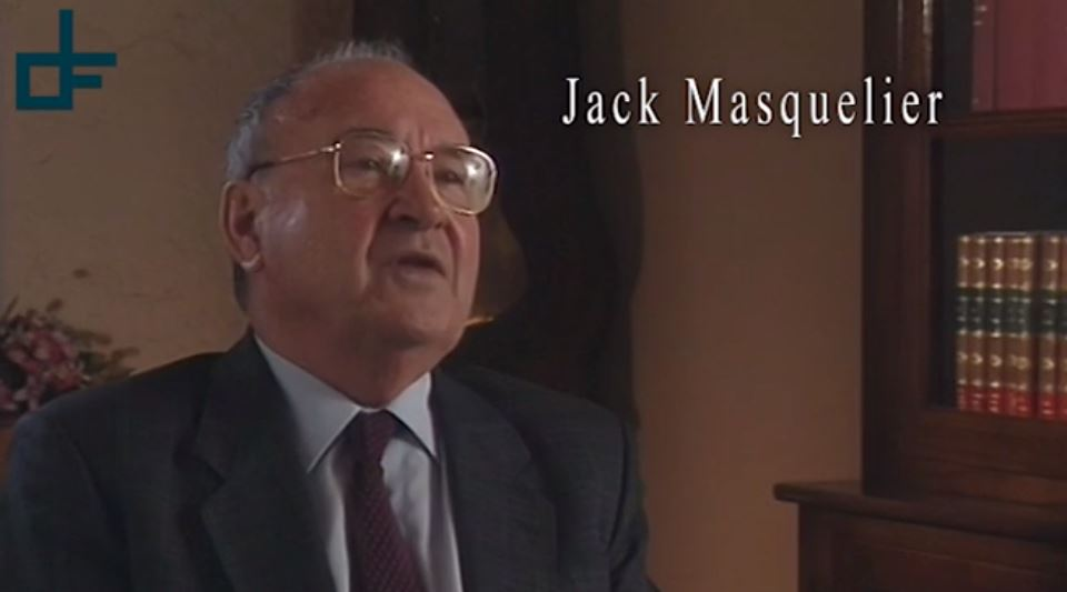 "Professor Jack Masquelier - ""OPCs and Vascular Health"""