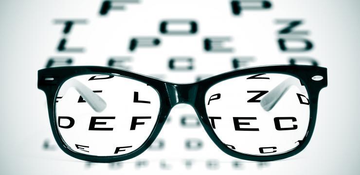 Verschlechterung des Sehvermögens