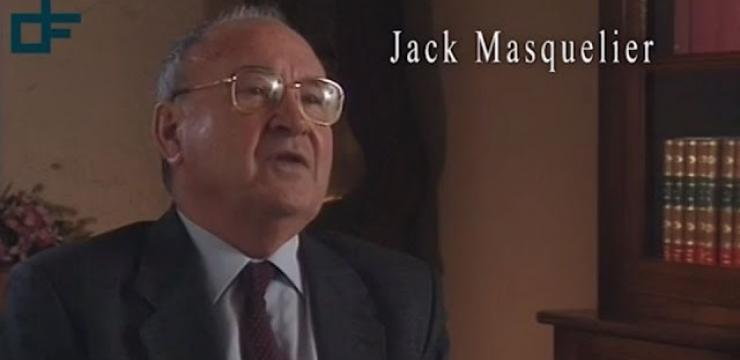 """Professor Jack Masquelier - """"OPCs are the """"vitamins""""of the vascular wall"""""""