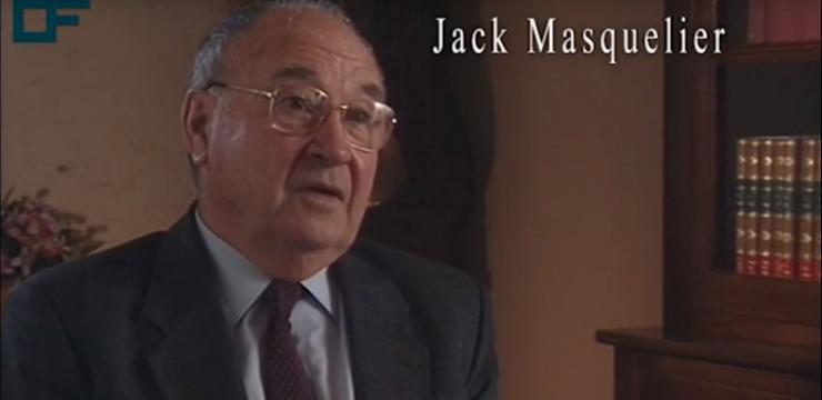 Professor Jack Masquelier - OPCs lindern Ödeme und verletzte Blutfäße in Augen, Zahnfleisch usw.