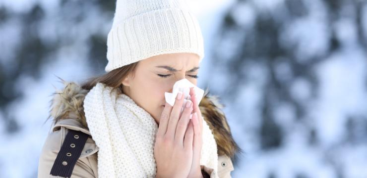 Wenn Sie Vitamin C nehmen, um sich gegen die Winterkälte zu wappnen, denken Sie daran, mit dem Vitamin C auch OPC einzunehmen.