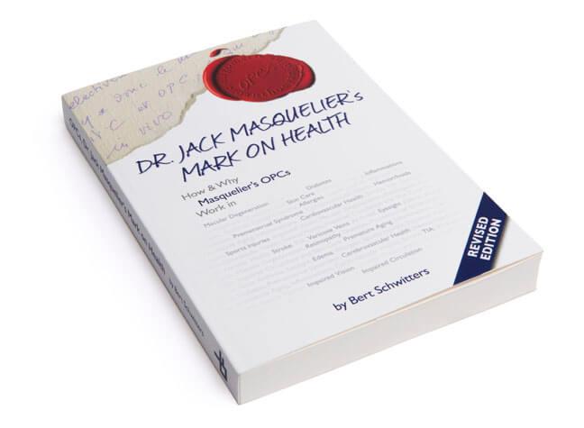 Dr. Masquelier's OPCs: Ein Geschenk an Ihre Gesundheit – das neue Buch jetzt online bestellen